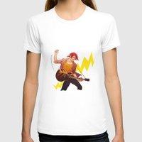 iwatobi T-shirts featuring Rock shark by Boisson