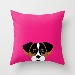 chiwawas world Throw Pillow
