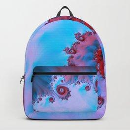 Blue Snail Backpack
