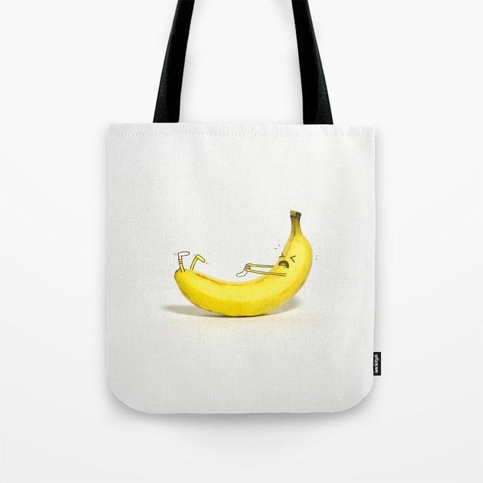 Banana Sock Tote Bag