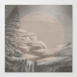 Dots//TwentyThree Canvas Print