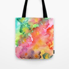 Spring Colours Tote Bag