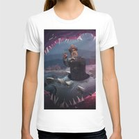 nemo T-shirts featuring Captain Nemo by Josmen9016