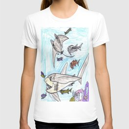 Playful Ray T-shirt