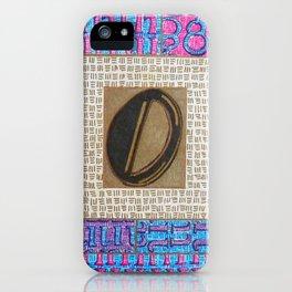 Alamo-Numero: O iPhone Case