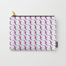 Vivian Wagner – symbol of bisexuality Carry-All Pouch