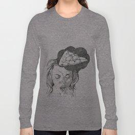 PizzAaaaahhh  Long Sleeve T-shirt