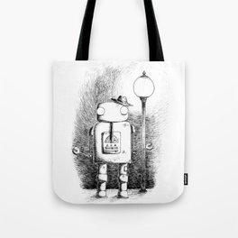 Hobo Robot Tote Bag