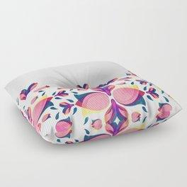 Tulip Pattern Floor Pillow