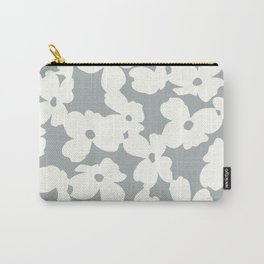 Dogwood: Paloma Gray Carry-All Pouch