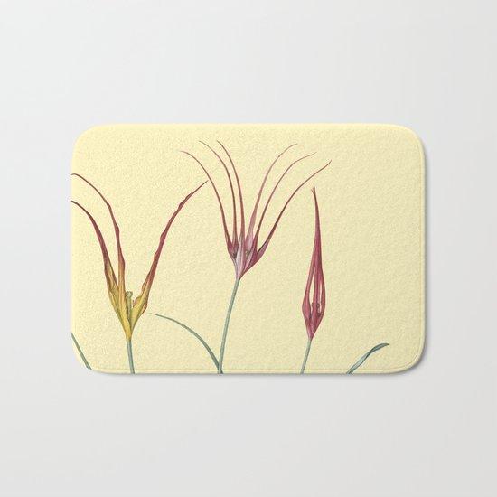 Tulip togetherness Bath Mat