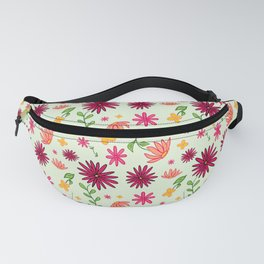 Carefree Flowers Fanny Pack
