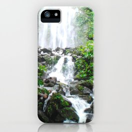 Rushing by iPhone Case