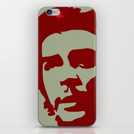 Ernesto Che Guevara the  hero iPhone Skin