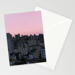 Skyline IV Stationery Cards