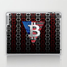 bitcoin USA  Laptop & iPad Skin