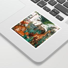 Beautiful Forest II Sticker