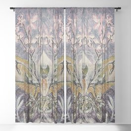 Fairy Trumpet Sheer Curtain