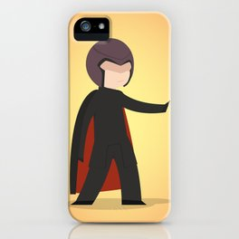 The most magnetic of the X-men: Little Magneto iPhone Case