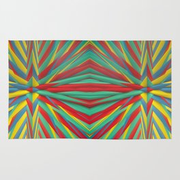 Spiked Perspective Rug
