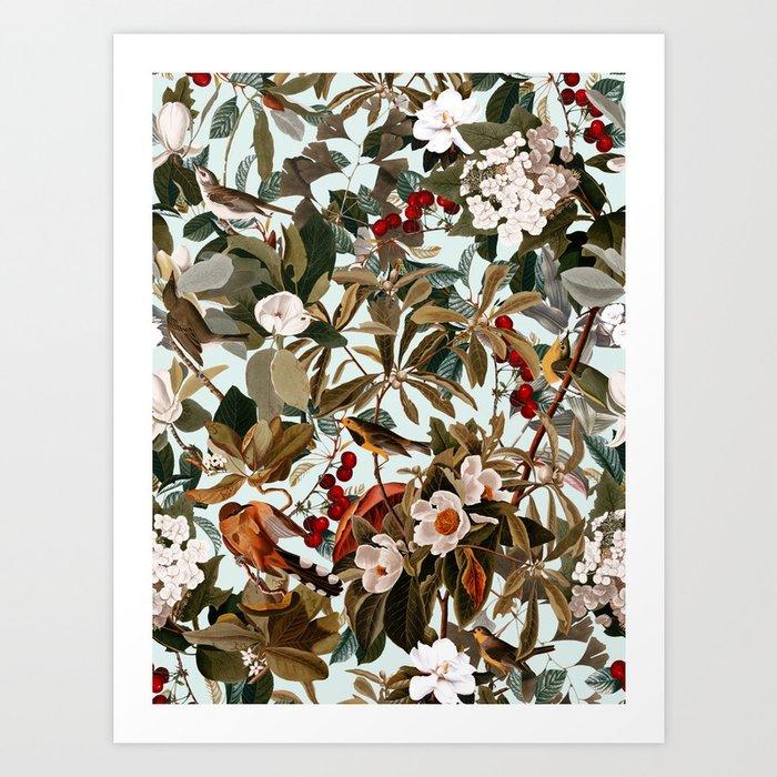 Floral and Birds XXVII
