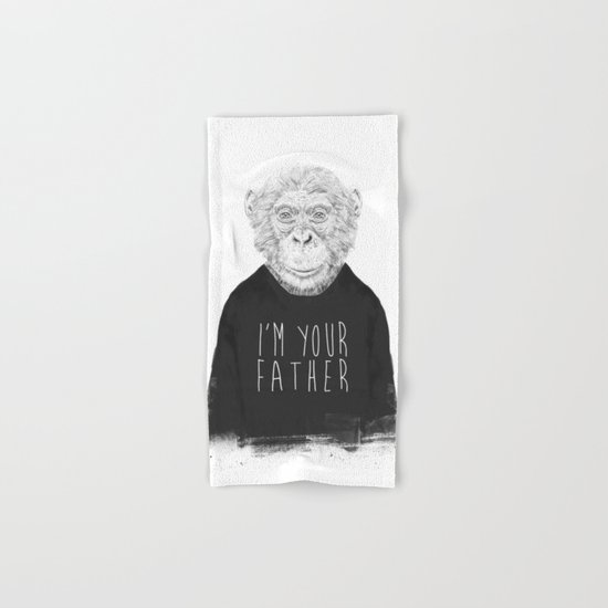 I'm your father Hand & Bath Towel