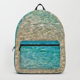 Caribbean Blue Backpack