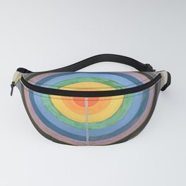 Hilma Af Klint Series VIII Picture Of The Starting Point Fanny Pack