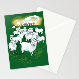 Hide & Sheep Stationery Cards