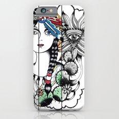 Cactus Eye Pop Style iPhone 6s Slim Case