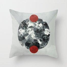 Negatives II Throw Pillow