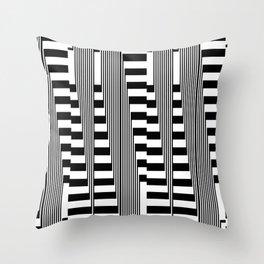 OPattern 02 Throw Pillow