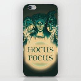 Hocus Pocus iPhone Skin