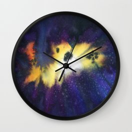 Reaction Wall Clock