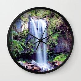 Curtis Falls Wall Clock