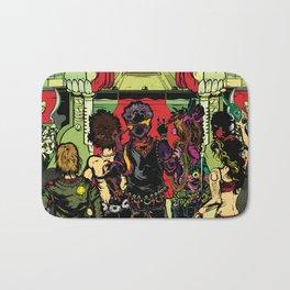 27 Club | Dead Rock Stars Bath Mat