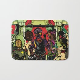 27 Club | Dead Rock Stars Bath Mat