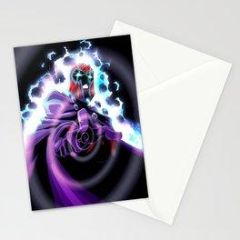 Master of Magnetism Stationery Cards