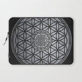 Sacred Unity - Sacred Geometry Laptop Sleeve
