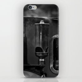 Steam whistle iPhone Skin
