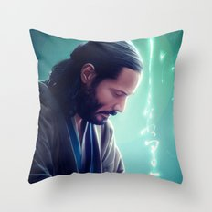 I will search for you Throw Pillow