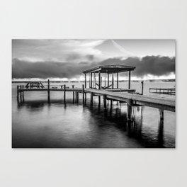 Icy dock Canvas Print