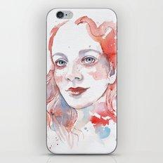 Selfportrait 2015 iPhone & iPod Skin