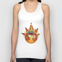fifth element Tank Tops featuring Element by Miki  Company