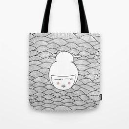 Jappo girl Tote Bag