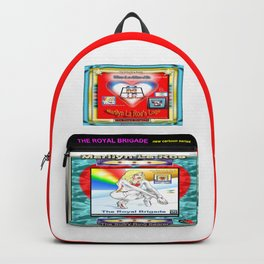 MARILYN LA ROE Backpack