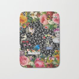 One Kiss Bath Mat