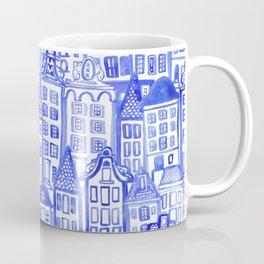 Dutch Row Houses Coffee Mug