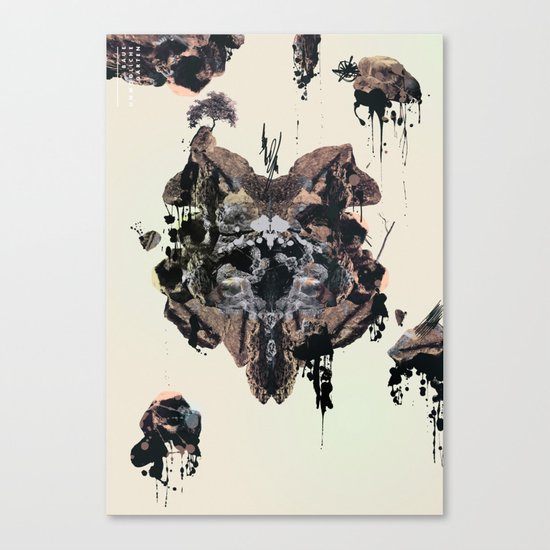 Impossible Gardens Canvas Print