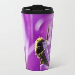 Bee Surrenders Travel Mug